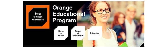 Orange Educational Program – o noua generatie de studenti a absolvit cursurile